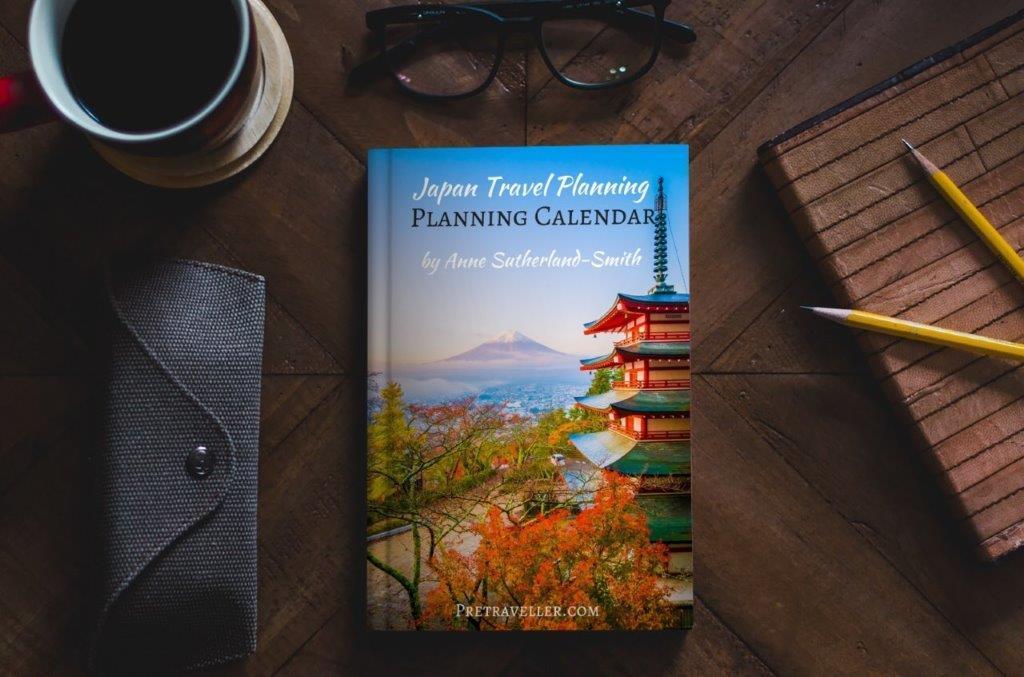 Japan Event Planning Calendar