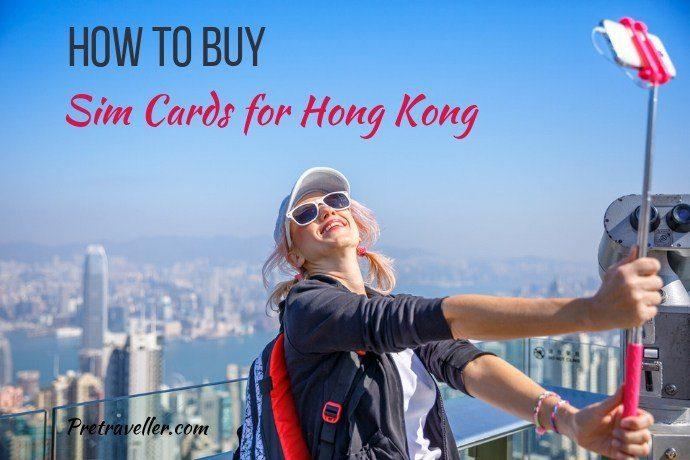 hong kong tourist sim card