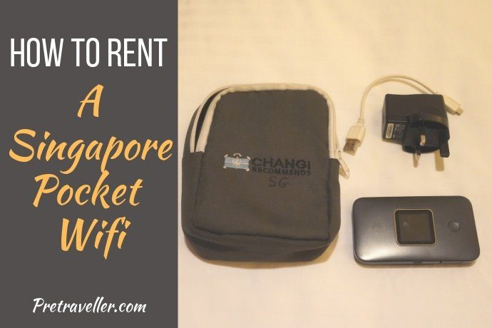 How to Rent a Singpore Pocket Wifi