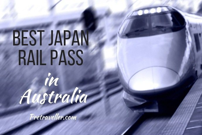 Japan Rail Pass Australia