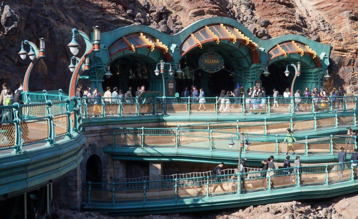 Disneysea Tokyo Going Underground...