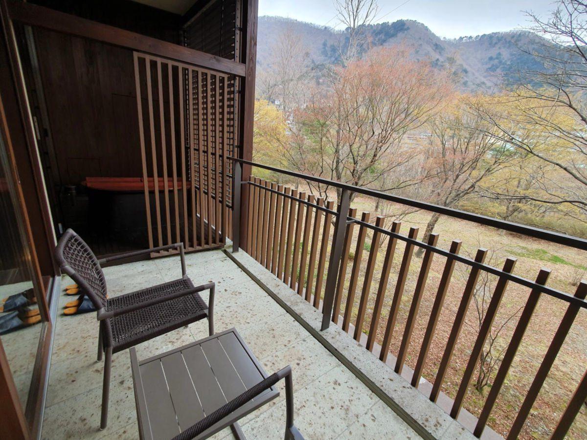 KAI Kinugawa Balcony