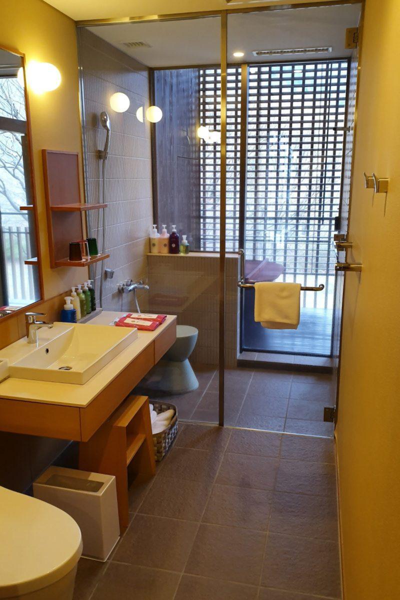 KAI Kinugawa Bathroom