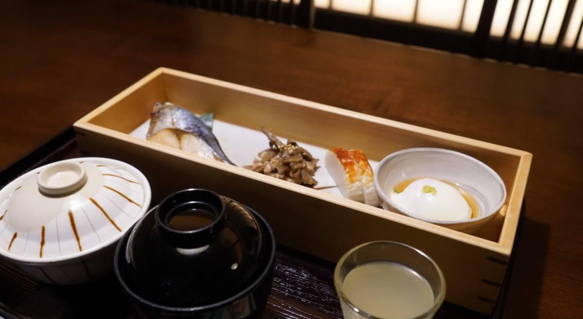 KAI Kinugawa Breakfast
