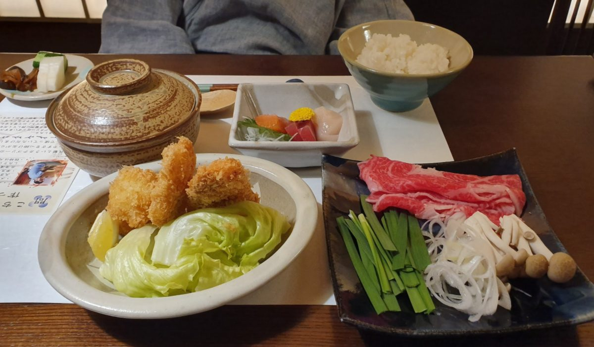 KAI Kinugawa Childrens Menu Meal