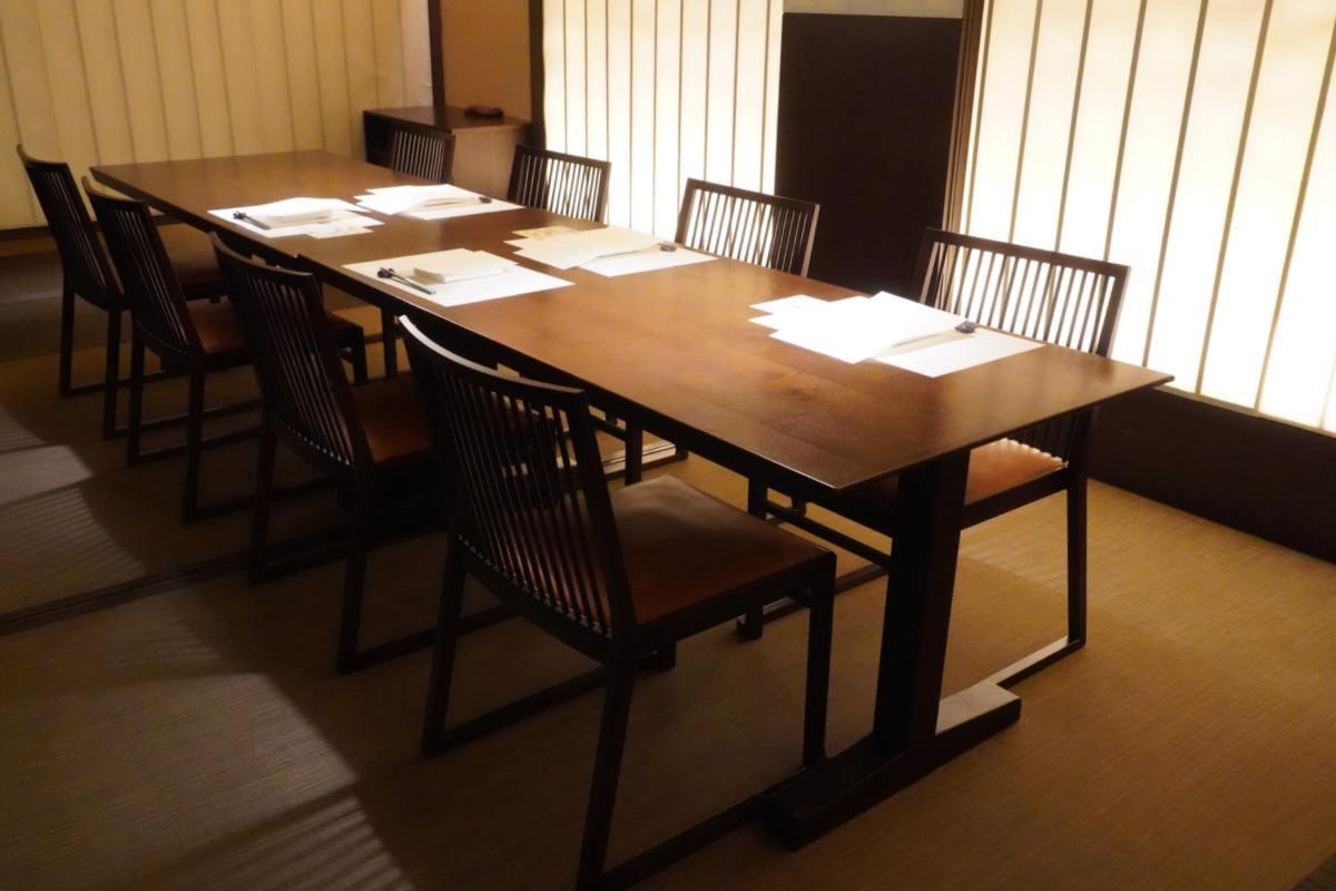 KAI Kinugawa Restaurant Private Dining Room