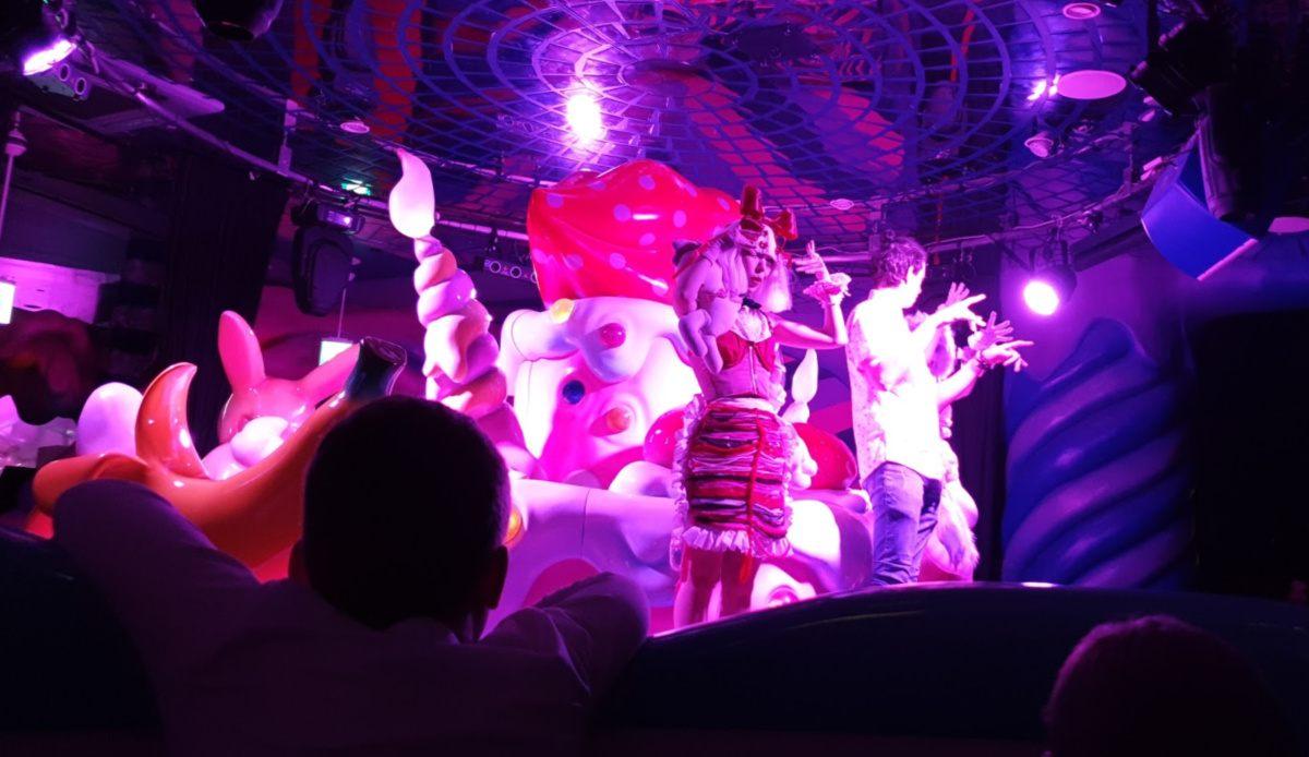 Kawaii Monster Cafe Show