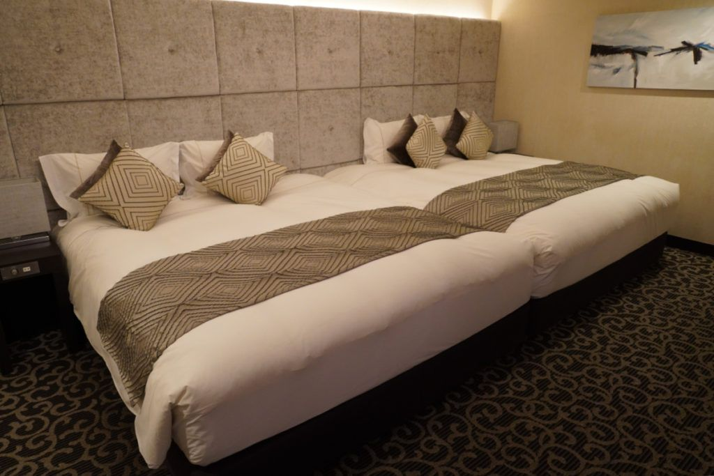 The Centurion Classic Hotel Akasaka King Suite