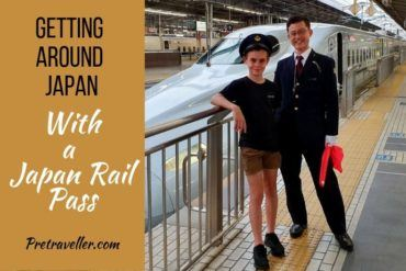 Getting Around Japan with a Japan Rail Pass