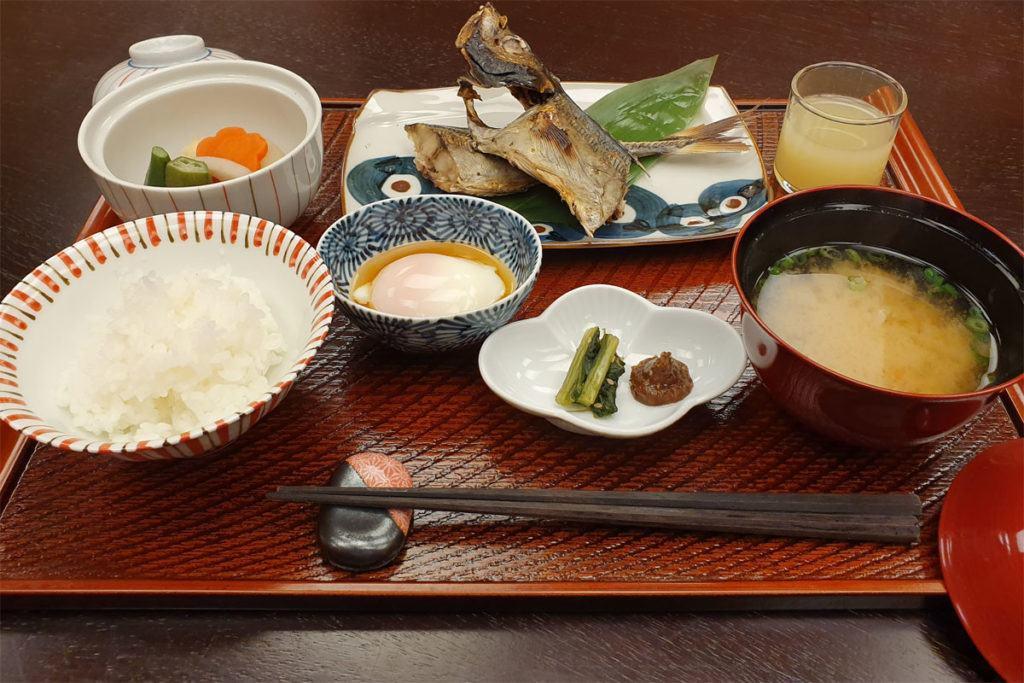 Breakfast at Kai Matsumoto