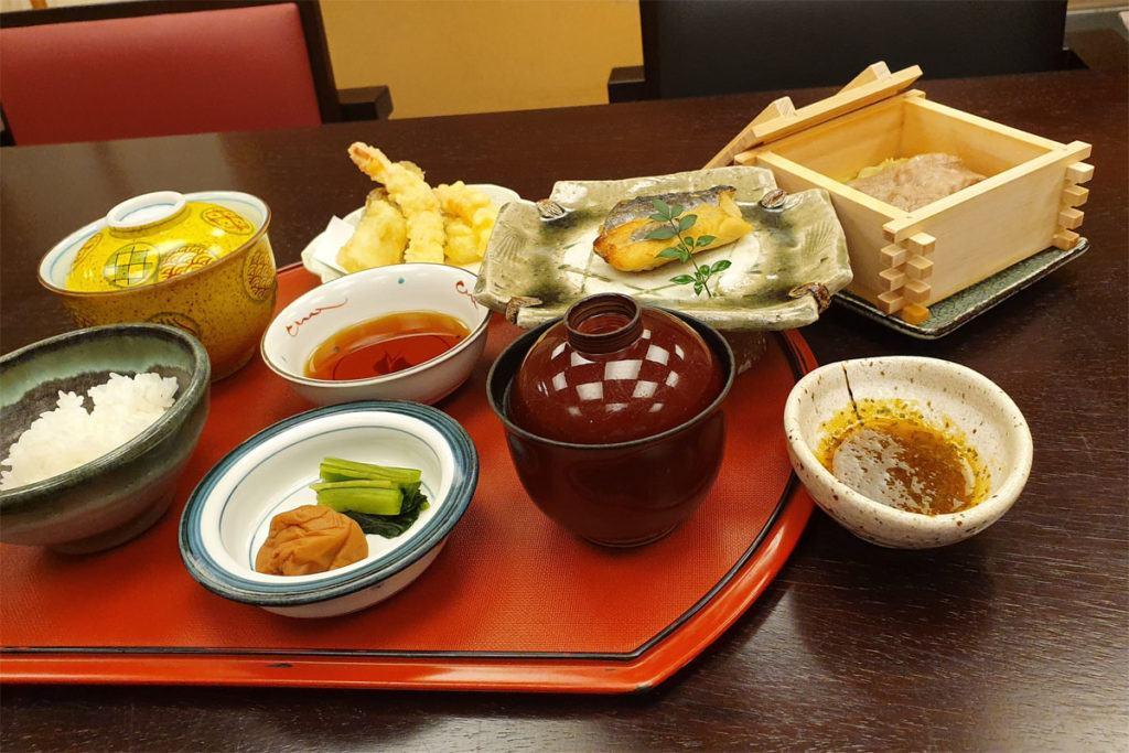 Children's Meal at Kai Matsumoto