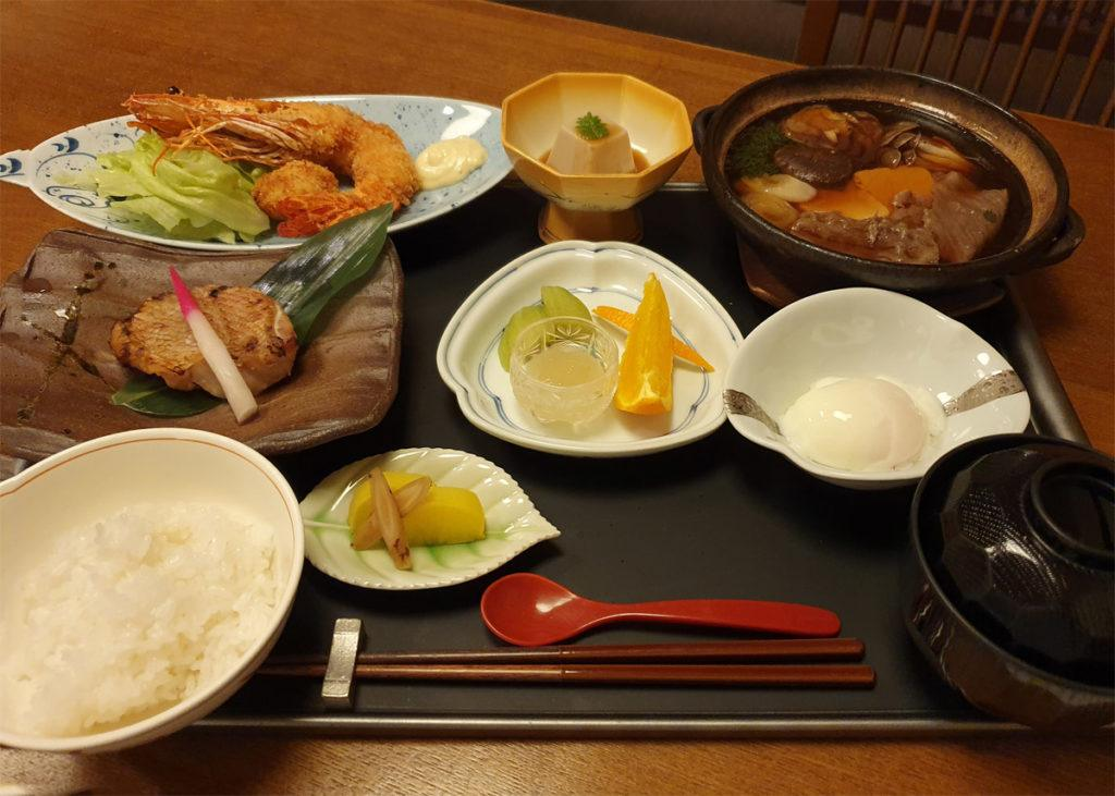 Children's Meal from our second night at Kai Nikko
