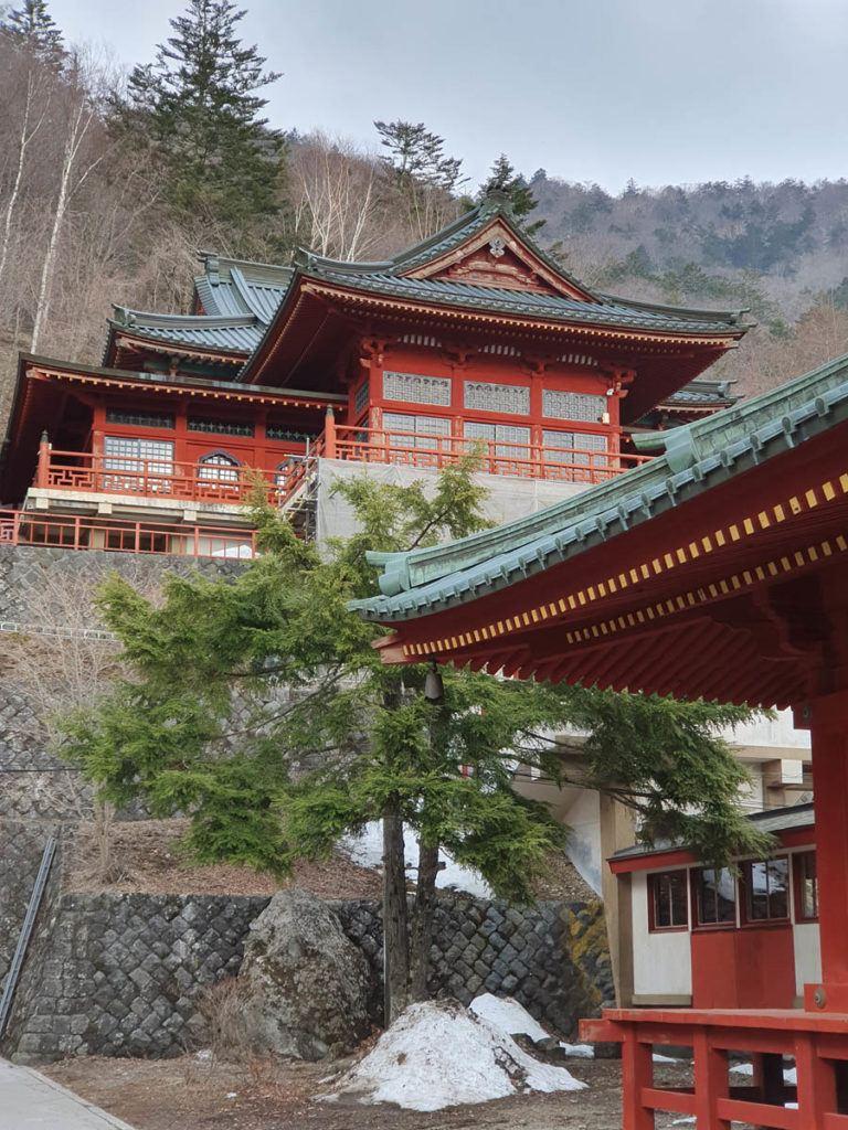 Chuzenji Temple