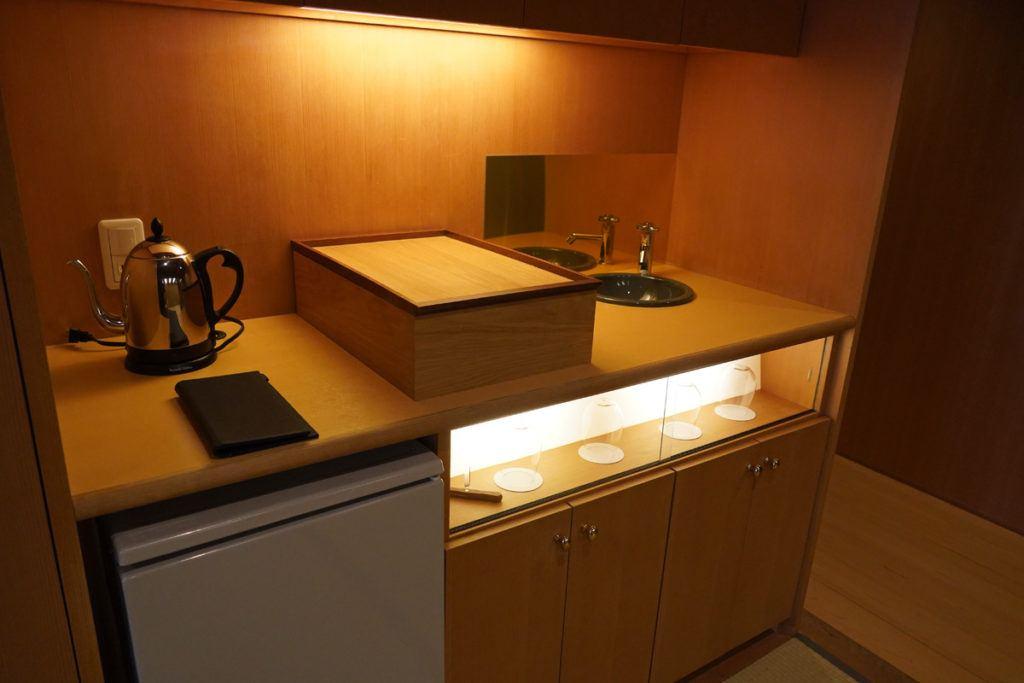 Complimentary Tea Making Facilities at Kai Matsumoto