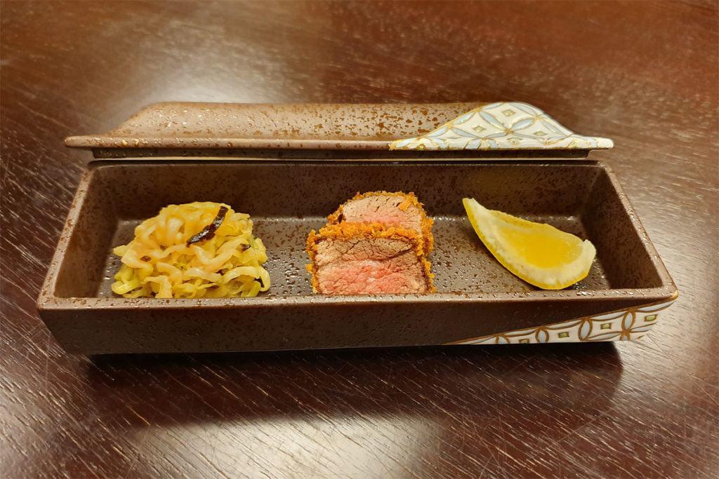 Deep-Fried Tenderloin Beef Cutlets