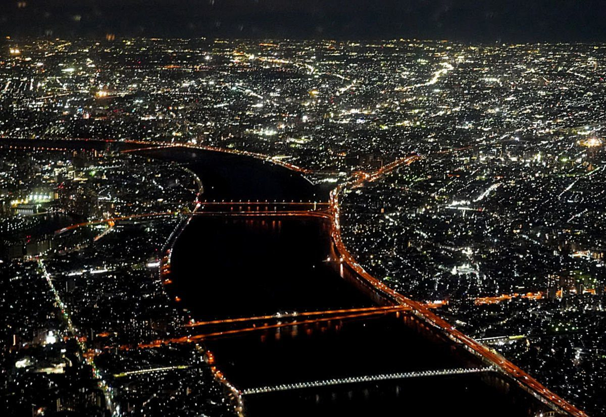 Helicopter Tokyo Tour Views