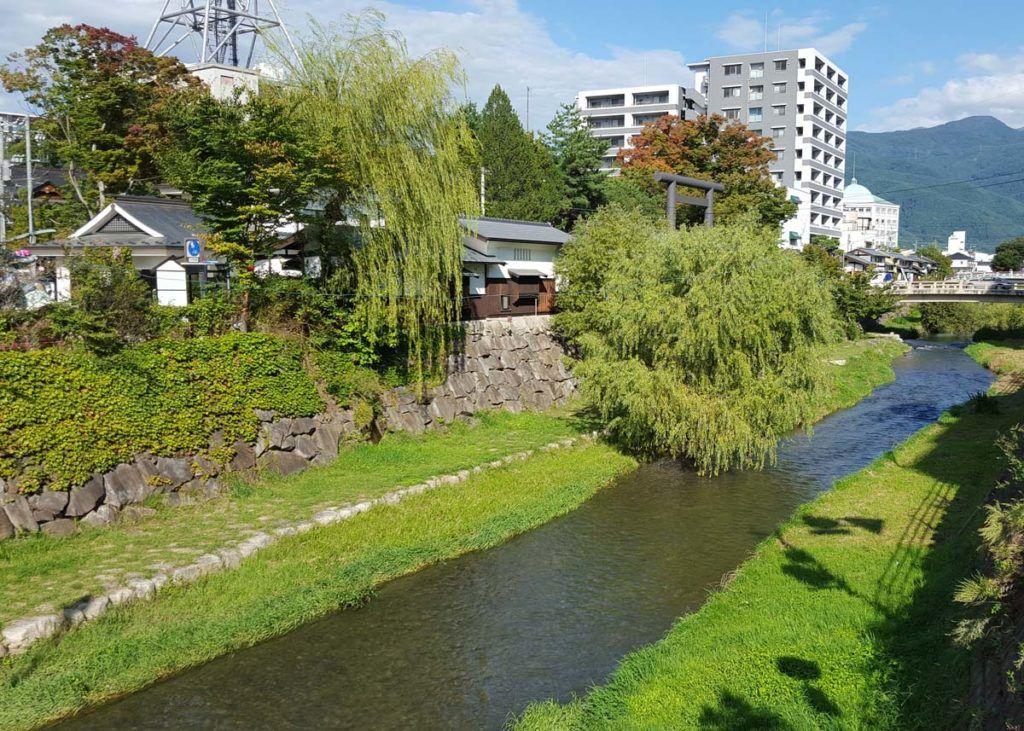 Metoba River