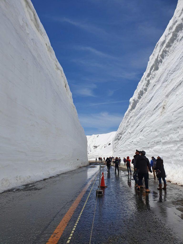 Murudo Ice Wall