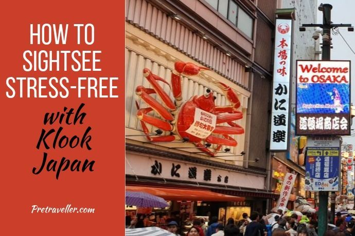 How to Sightsee Stress-Free with Klook Japan