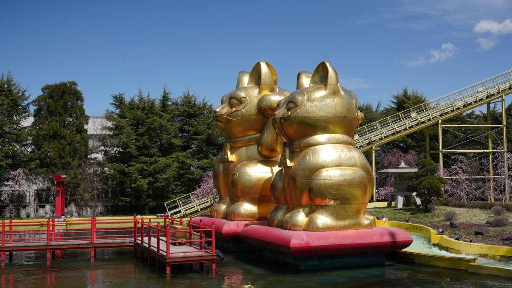 Nagashimasuka Lucky Cats