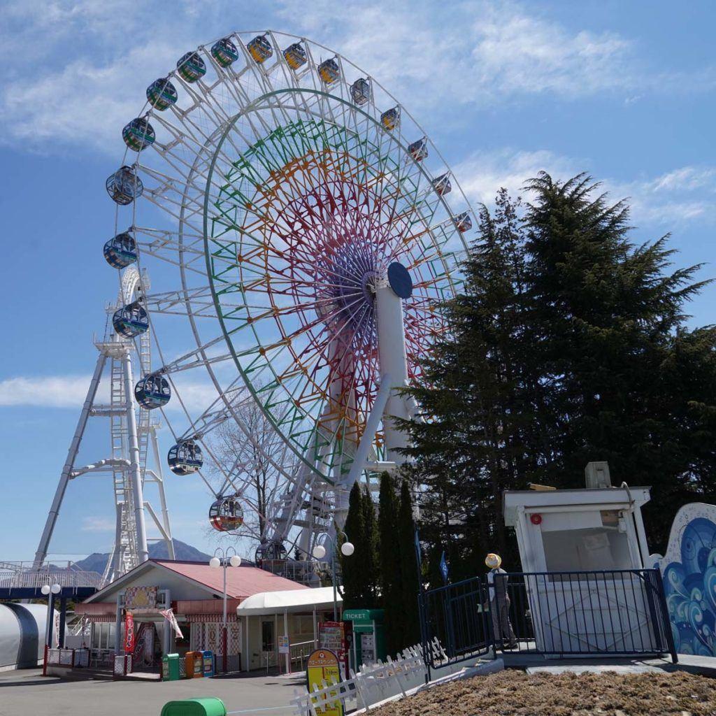 Shining Flower Ferris Wheel