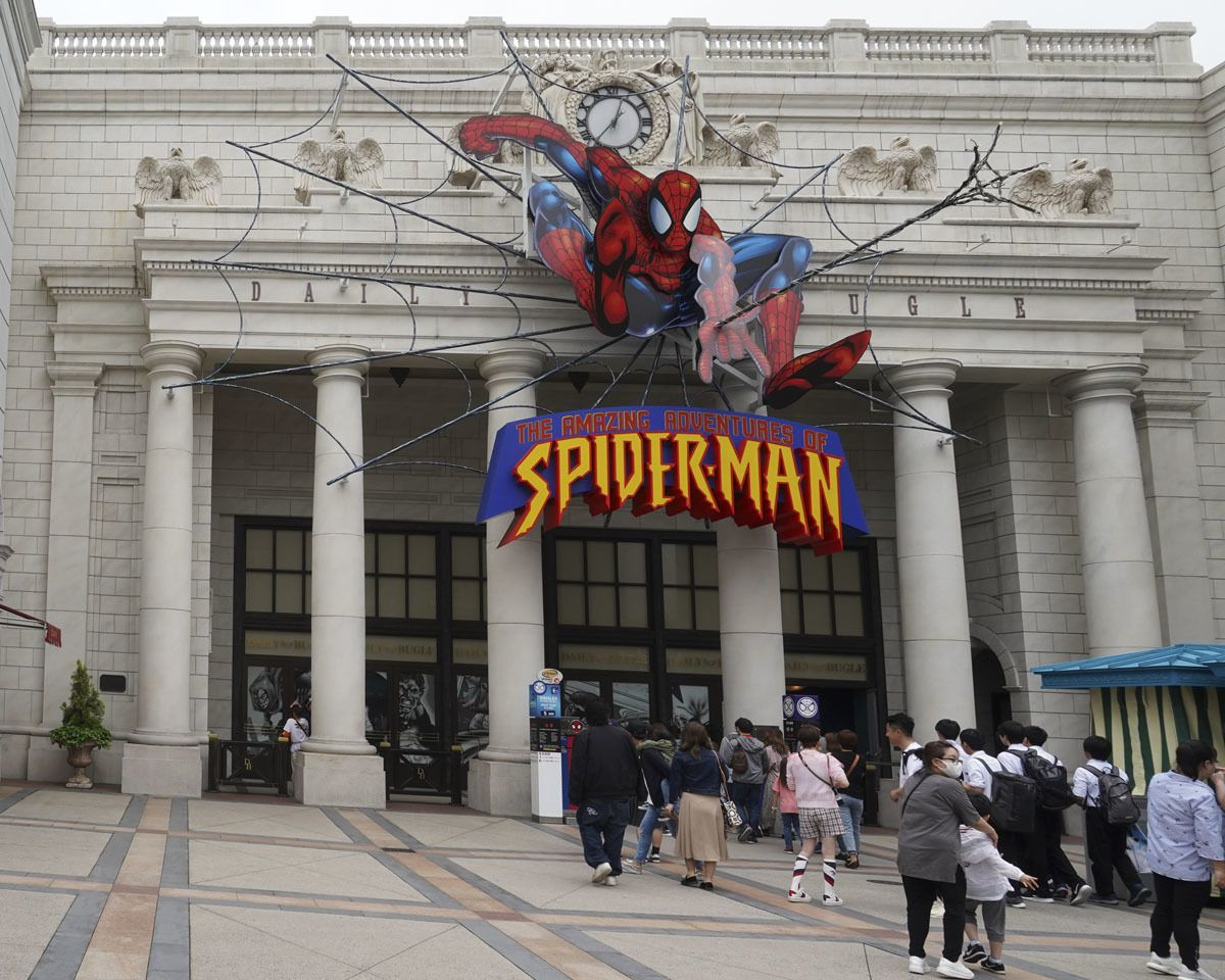 Amazing Adventures of Spiderman