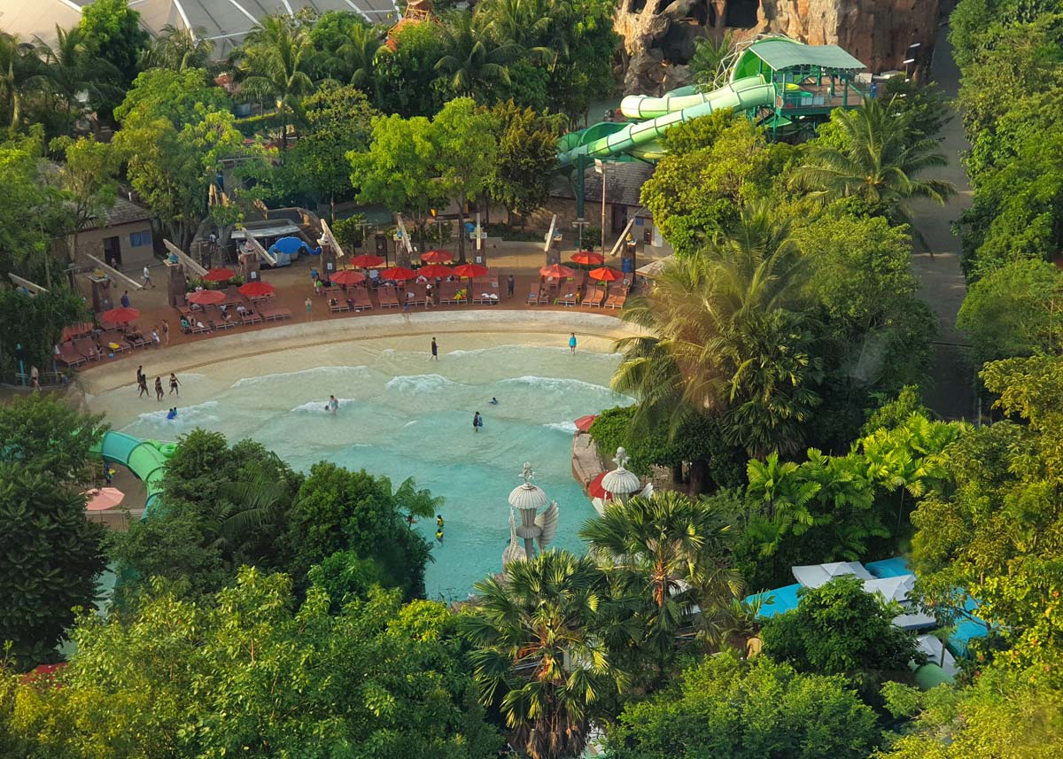 Bluwater Bay at Adventure Cove