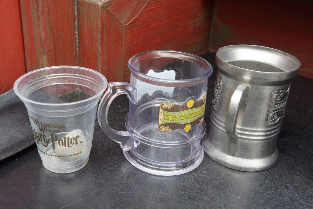 Butterbeer Cups