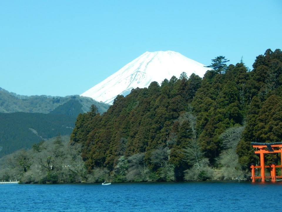 Hakone by The Accidental Australian