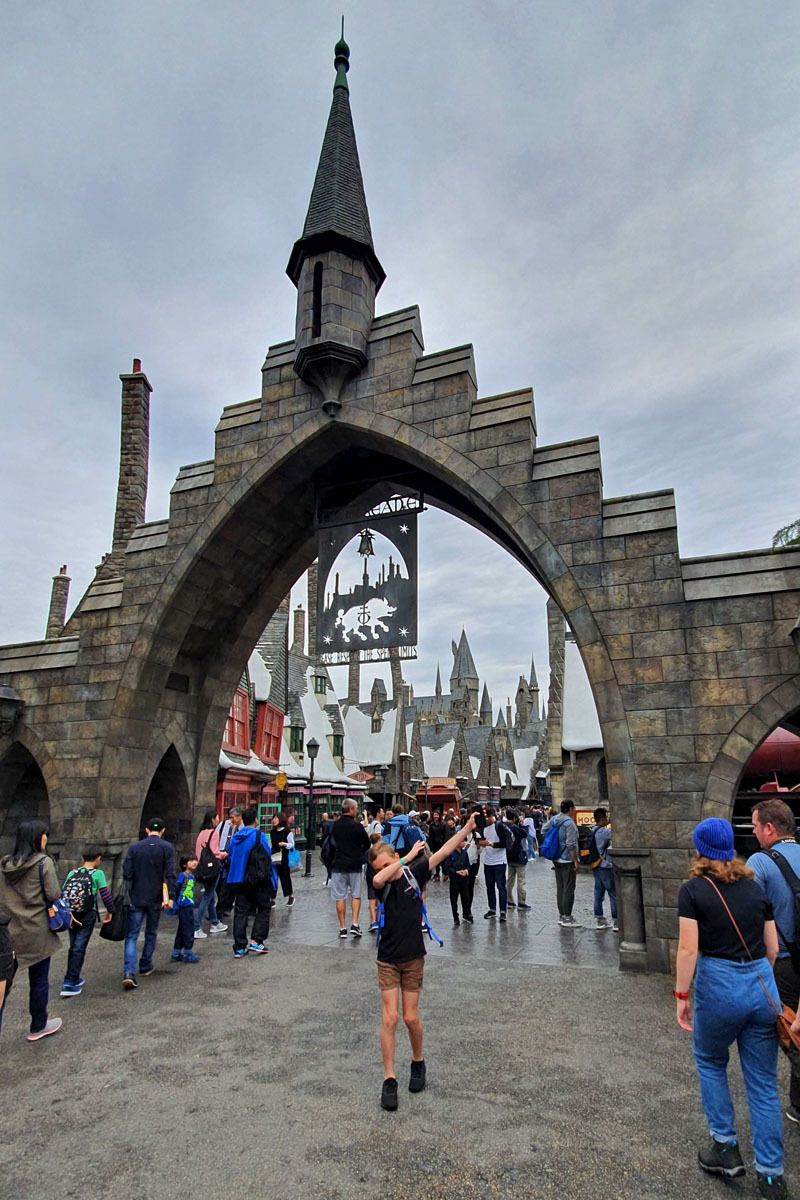 Welcome to the Wizarding World of Harry Potter