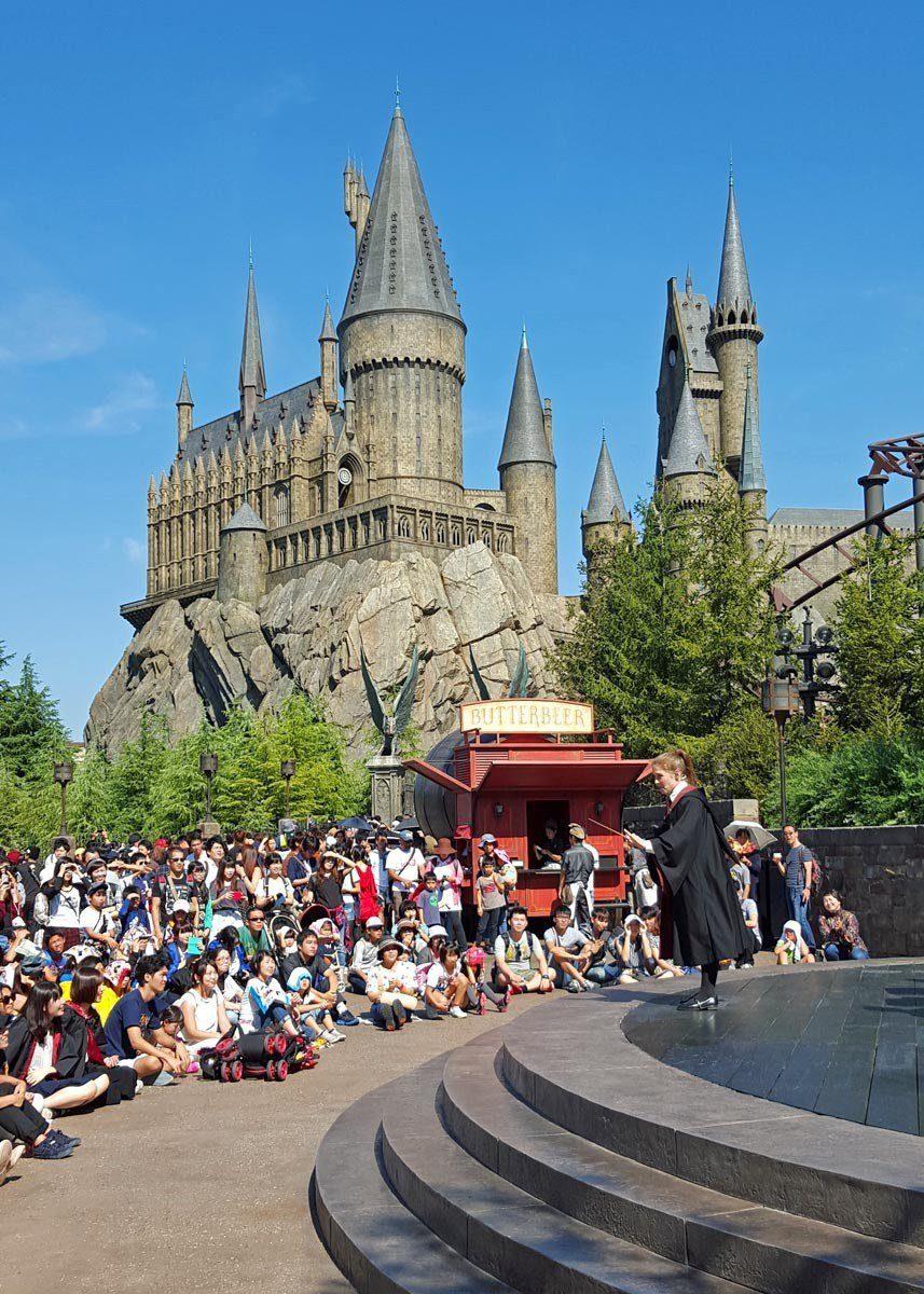 Hogwarts Frog Choir and Butterbeer