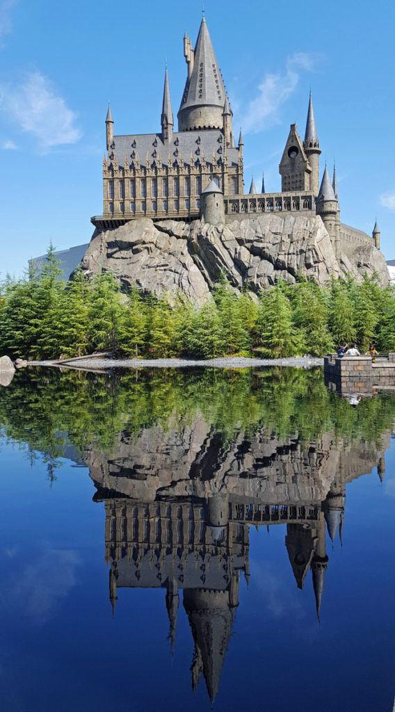 Hogwarts Reflected