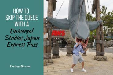 How to Skip the Queue with a Universal Studios Japan Express Pass