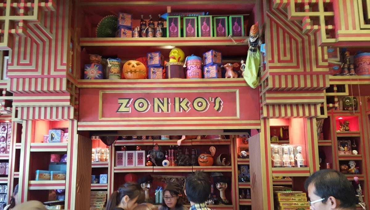 Inside Zonkos