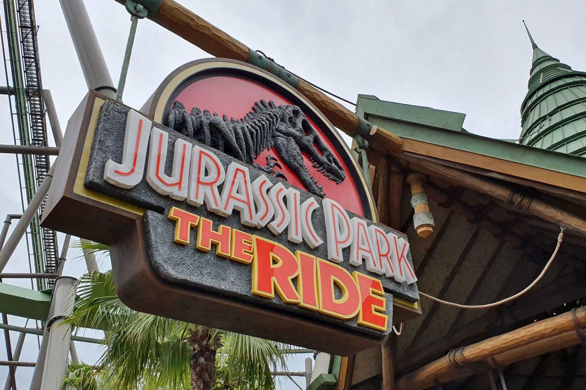 Jurassic Park - The Ride
