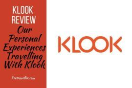 Klook Review: Our Personal Experiences Travelling With Klook