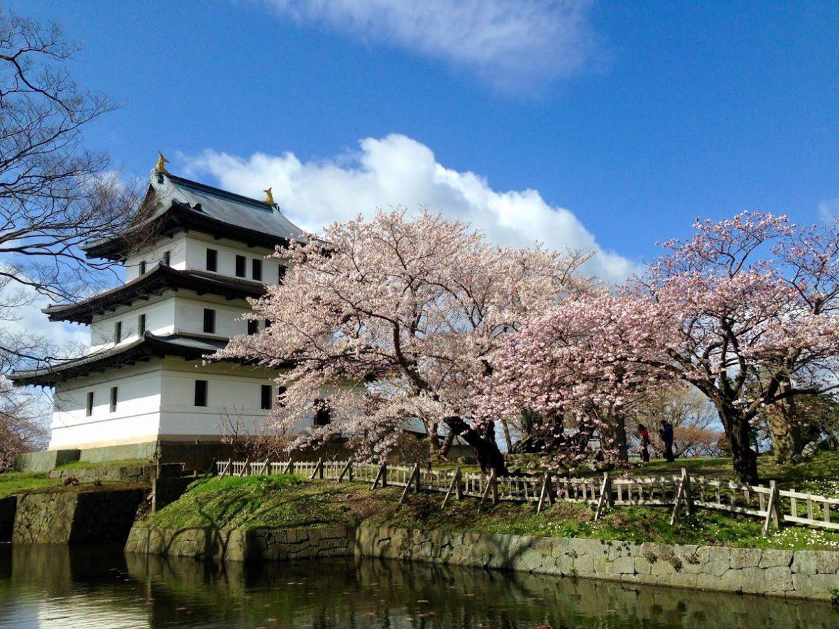 Matsumae Castle near Hakodate in Hokkaido by the Phenomenal Globe Travel Blog