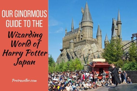 Our Ginormous Guide to the Wizarding World of Harry Potter Japan