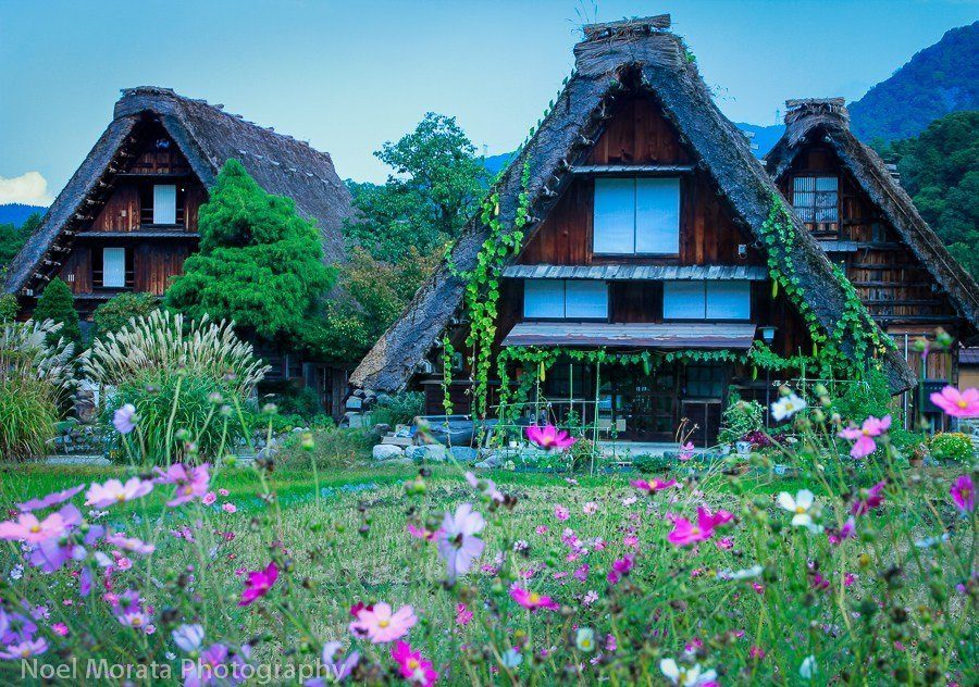 Shirikawa-go by Travel Photo Discovery