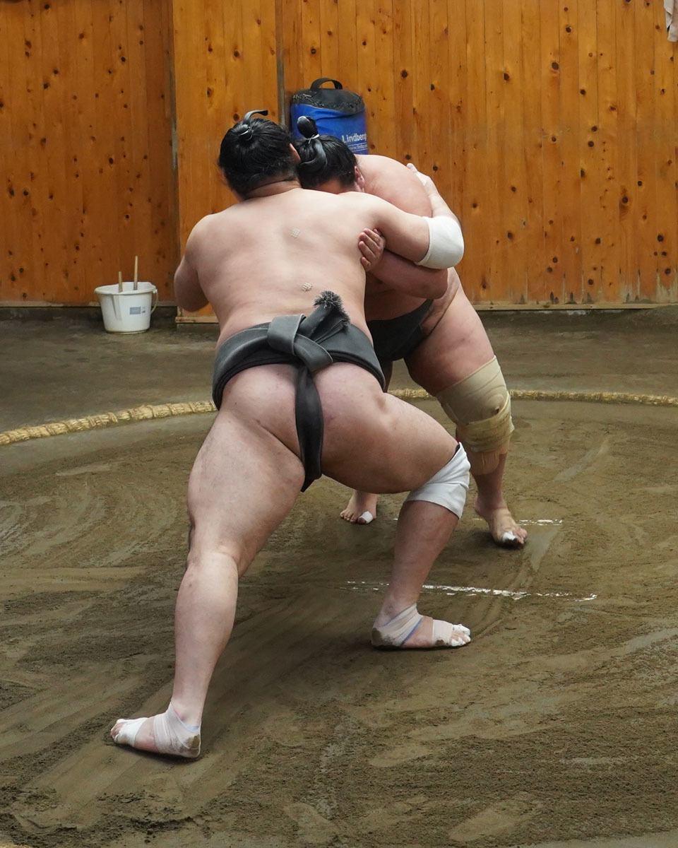 Butsukari Geiko - Battering Practice