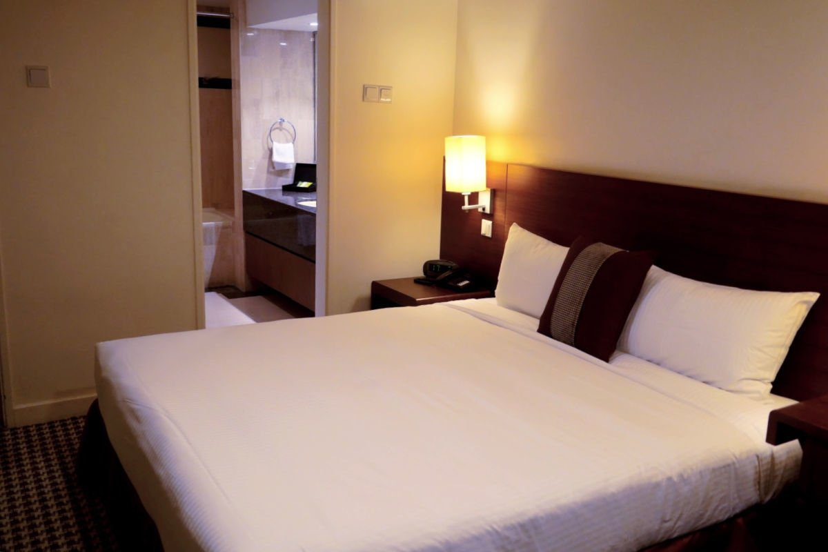 Somerset Liang Court Hotel in Singapore - Bedrooms