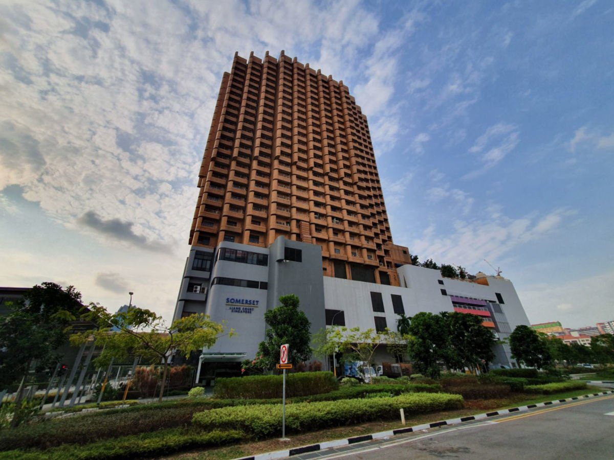 Somerset Liang Court Hotel in Singapore - Exterior