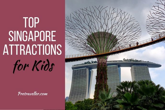 Top Singapore Attractions for Kids