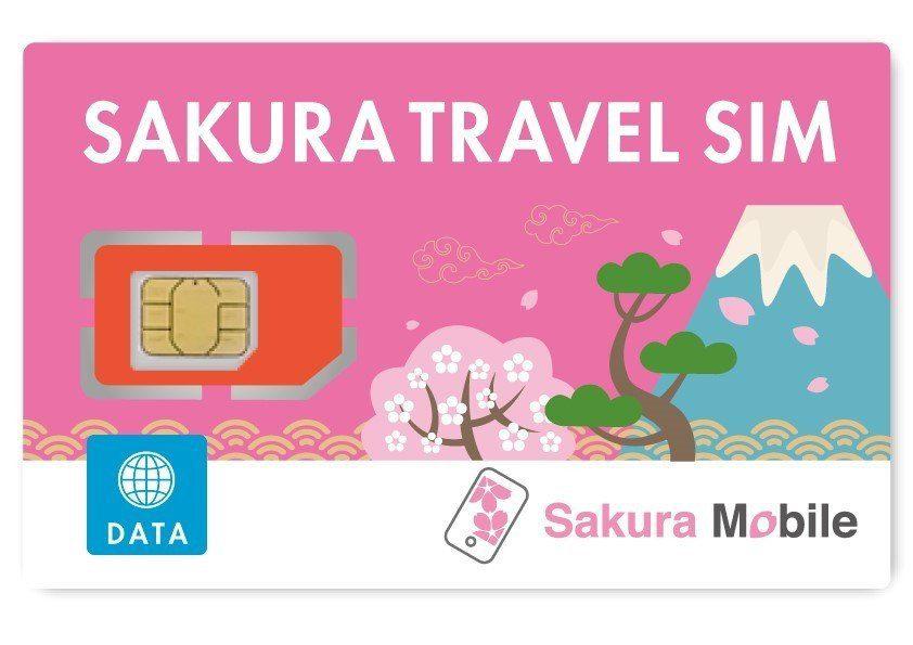 Sakura Mobile Sim Card