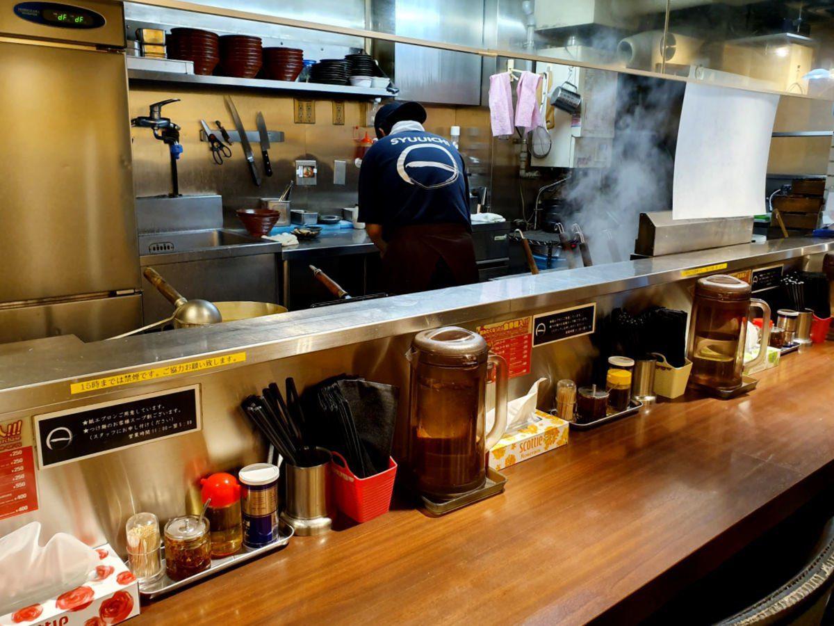 Tokyo Ramen Tour Stop 2 - Inside the Ramen Restaurant