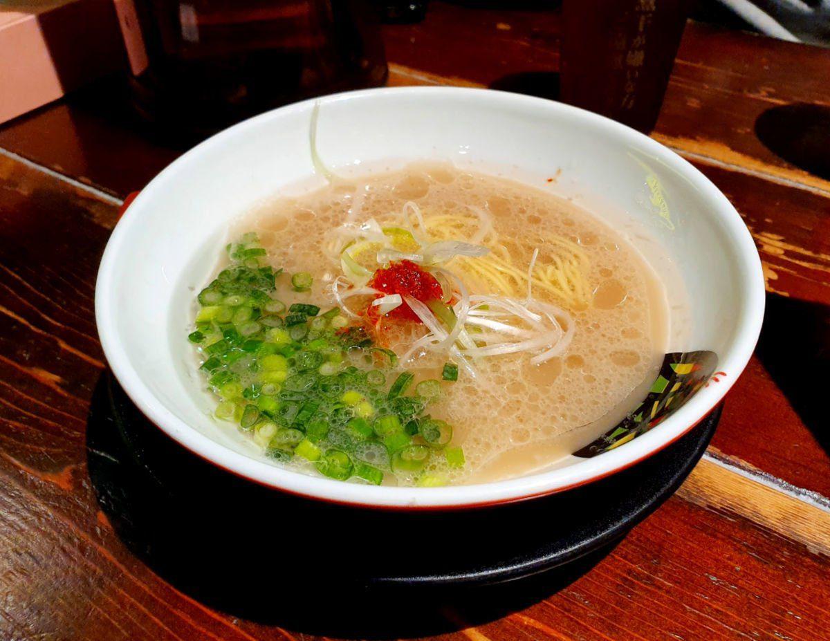 Tokyo Ramen Tour Stop 3 - Signature Classic Ramen Bowl