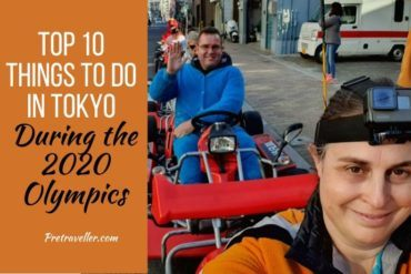 Top 10 Things to Do in Tokyo During the 2020 Olympics