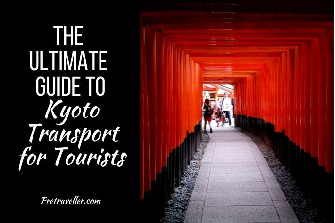 The Ultimate Guide to Kyoto Transport for Tourists