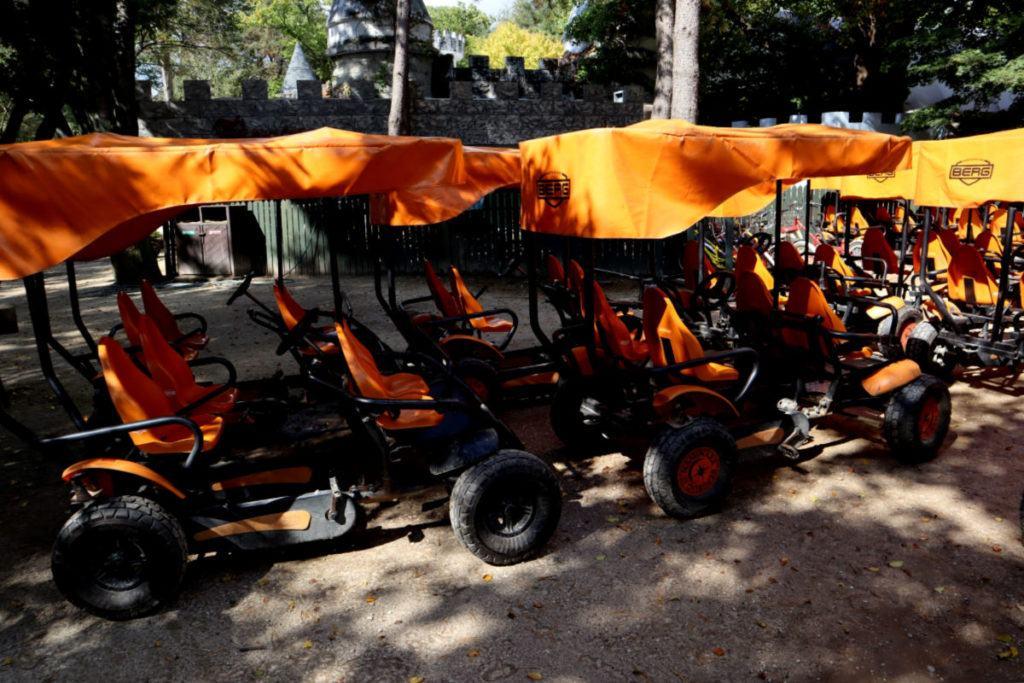 More options to get around Nami Island