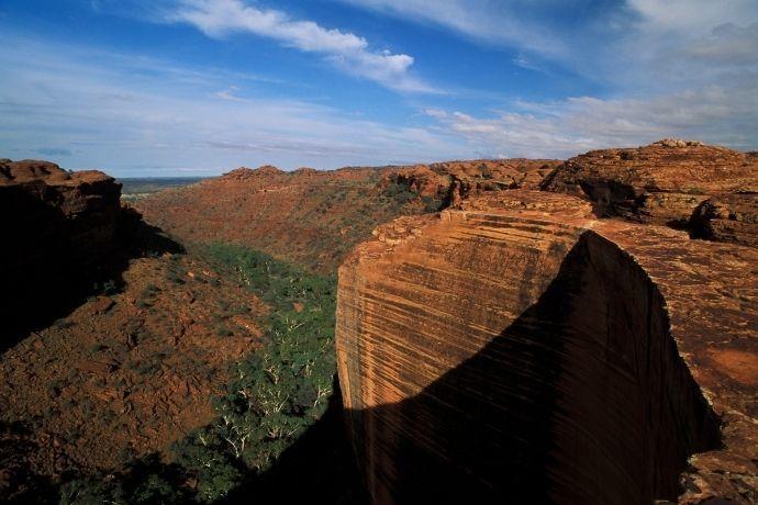 Amazing views over Kings Canyon